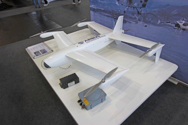 Il Quadcruiser di Airbus Defence System